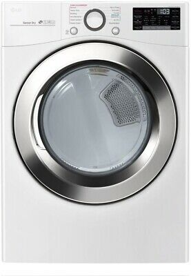 LG TRUESTEAM 7 4 Cu-Ft  Ultra Large Capacity Gas Dryer - Stainless