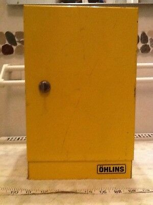 OHLINS SECURITY BOX WITH KEY pick up East London Chingford E 4 or can post
