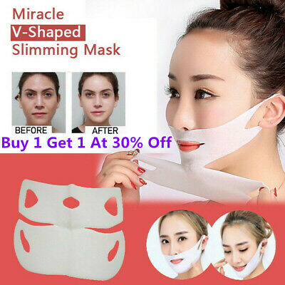 NEW Miracle V-Shaped Slimming Mask (2 Pieces/Set) 2019 HOT ACE