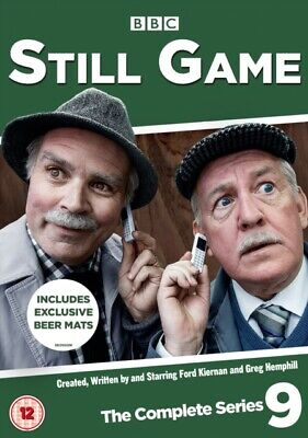 Still Game: The Complete Series 9 *NEW* DVD