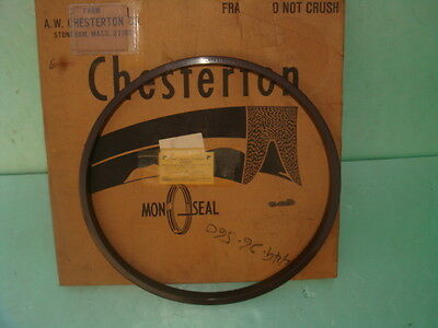 New, Chesterton, Monoseal, 22 X 23 1/2, New In Factory Box