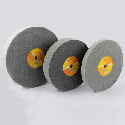 150x25mm Non Woven Nylon Fiber Buffing Wheel 5P/7P/9P 16mm Hole Diameter