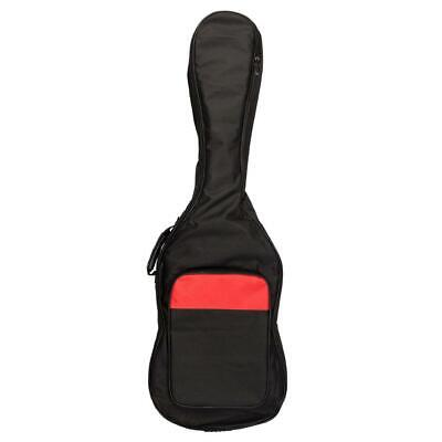 Black Padded Protective Classical Acoustic Guitar Back Bag Carry Case Holder