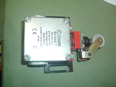 Crouzet................ 83 849 7.... Roller Lever Limit Switch..new Not Packaged