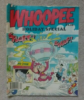 Whoopee Holiday Special comic 1992