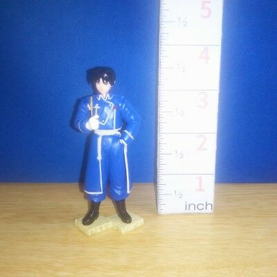 A35448 Fullmetal Alchemist Mascot figure Colonel Roy Mustang