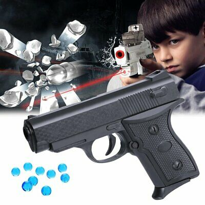 Plastic Manual Crystal Bullet Water Gun Toy Gel Water Guns Ball CS Game Toy 2K