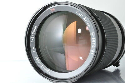 [EXCELLENT-]Hasselblad Carl Zeiss T* Tele-Tessar 250mm F/4 F Lens #2744