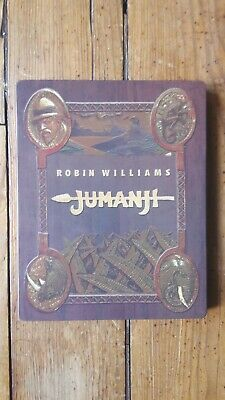 Blu-Ray - Jumanji Metal Pack Topito - MULTI/TRUEVF