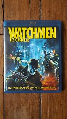 Blu-Ray - Watchmen - MULTI/TRUEVF