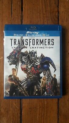 Blu-Ray - Transformers The Last Knight - MULTI/TRUEVF