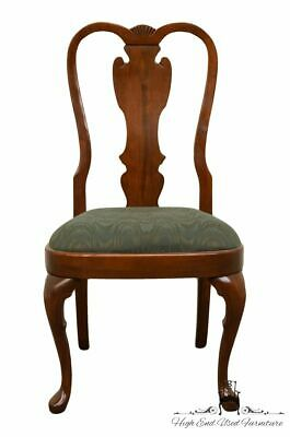 PENNSYLVANIA HOUSE Queen Anne Style Splat Back Dining Side Chair 18-3120