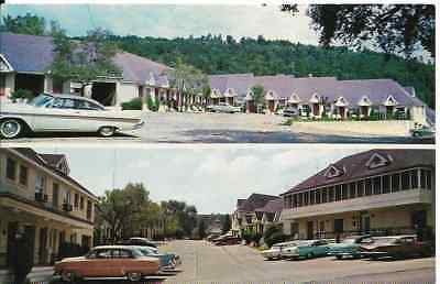 Car Dealerships In Hot Springs Ar >> Hot Springs Ar The Romer Hotel Court Downtown 1960 S Cars