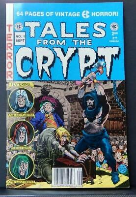 Tales from the Crypt #1, Sept. 1991 Comics – 1991, Russ Cochran (TC2019)