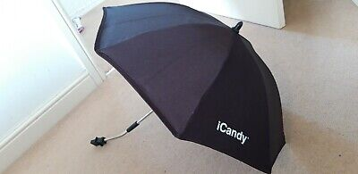Icandy Parasol And Clamp black