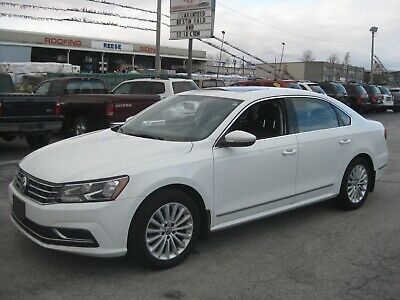 2017 Volkswagen Passat SE TSI IMMACULATE...LOW MILE...LOADED WITH OPTIONS