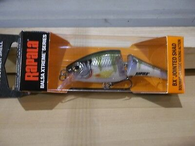 """Rapala BX Jointed Minnow 9 /""""Yellow Perch/"""""""