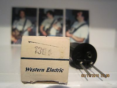 Vintage Western Electric Resistance Lamp 13G 1965  Switchboard Lamp Ballast NOS