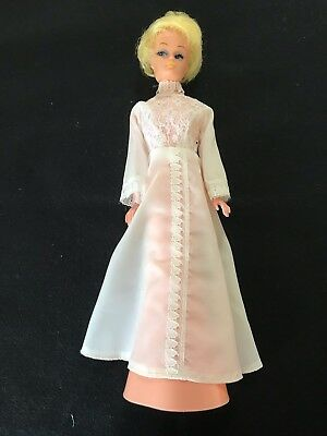 Rare Vintage Talc Doll, Debbie The Cosmetic Princess 1960's, Barbie Clone,