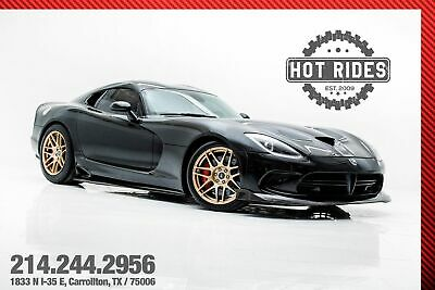 2015 Dodge Viper GT With Many Upgrades 2015 Dodge Viper GT Coupe With Many Upgrades!