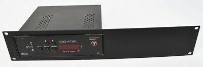 Contemporary Research 232-ATSC HTDV Tuner S12 HDMI w/ Rackmount Adapter