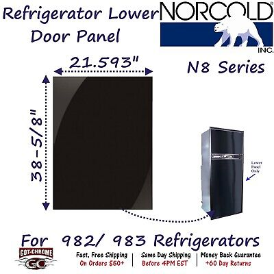 USED NORCOLD RV refrigerator FREEZER door only, Norcold N621, N868