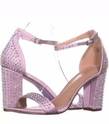 cd94640098a  61 madden girl Beella Ankle Strap Dress Sandals 9.5