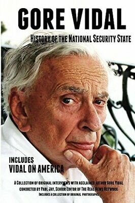 Gore Vidal History of National Security State [EB00K] *ᑭᗪᖴ* ⚡⚡FAST DELIVREY⚡⚡