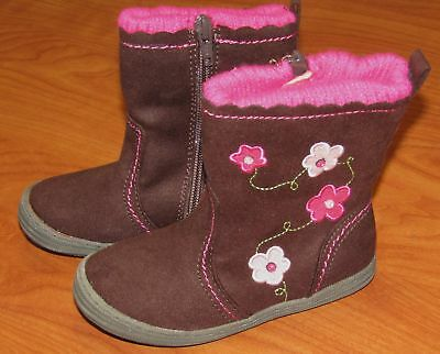 TODDLER GIRLS SIZE 13 TOTES KIDS WHITE KAYLA WINTER BOOTS NEW#13703