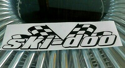 2x sea doo sticker vinyl decal for car and others FINISH GLOSSY