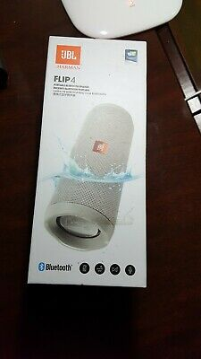 JBL FLIP 4 Gray Waterproof Portable Wireless Bluetooth Stereo Speaker