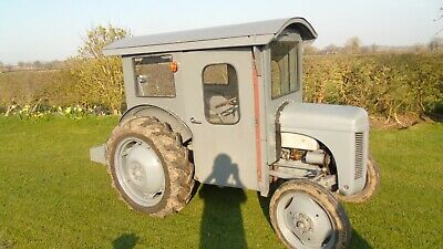 Vintage Tractor cab fits Ferguson and similar