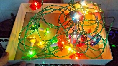 Vintage Christmas Tree Lights Boxed Noma 4 99 Picclick Uk