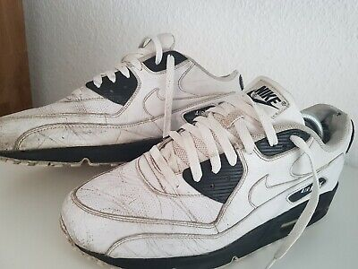 low priced 8e4a6 f8362 Nike Air Max 90 Ltd 2 Classic BW Größe 45 US 11 used