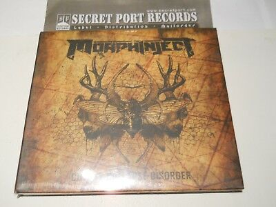 Morphinject-Collony Corapse Disorder Cd,Exodus,Sylosis,The Haunted,Municipal Was