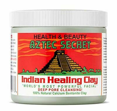 Aztec Secret - Indian Healing Clay - 1 lb. | Deep Pore Cleansing Facial Body M