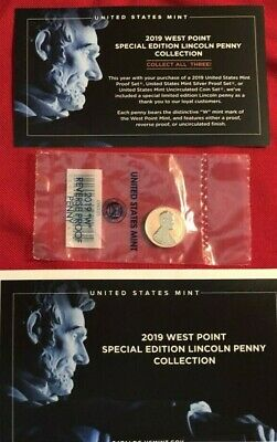 Reverse Proof 2019 W Lincoln Cent / Penny   On Hand