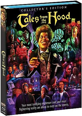 Tales from the Hood Collector's Edition (BLU-RAY) BRAND NEW!!!!