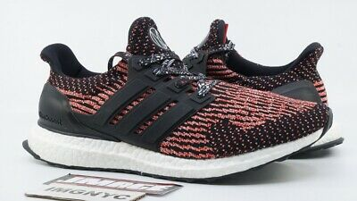 cheap for discount 2cba8 c120d ADIDAS ULTRA BOOST 3.0 Used Size 9.5 Chinese New Year Black Multi Color  Bb3521
