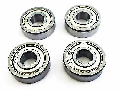 WEBER DCOE//IDF//DCNF Carb M7 Throttle Spindle Lock Nuts Stainless Steel 8 Pack