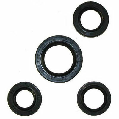 4 Of Oil Seals For Gy6 139Qmb Engine 50Cc Scooters Roketa,Jonway,Taotao,Jcl,Bms