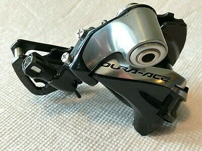 2905873be60 SHIMANO DURA ACE 9000 Rear Derailleur RD-9000, 11 speed, low miles ...