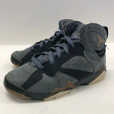 low priced 5be4c a60e5 Nike Air Jordan Retro 7 GS Maya Moore Blue Dusk 442960 407 4.5Y Excellent  RARE