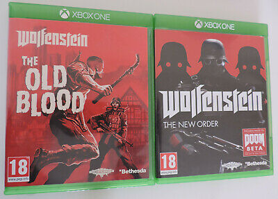 XBox One Wolfenstein x 2 - The New Order & The Old Blood