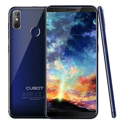 4G Android SmartPhone 16GB Unlocked 5.5 Inch Quad Core CUBOT J3 PRO Dual Camera