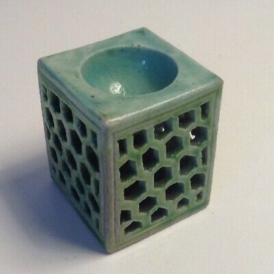 Antique Chinese Porcelain Ink Well