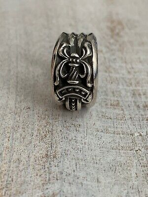 a0ac9ef87e73 Chrome Hearts Dagger Ring Size 9Sterling Silver 925