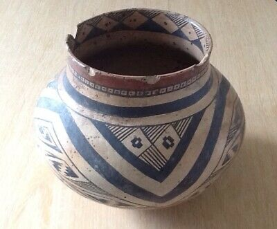 Ancient Native American Pueblo Indian Pot - Pre-Owned - Part of a Collection.
