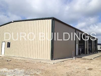 DuroBEAM Steel 80x100x18 Metal Building Commercial DIY Workshop Warehouse DiRECT