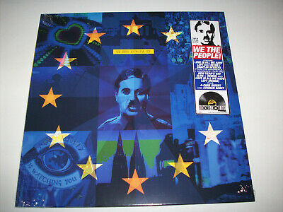 "U2 - THE EUROPA EP 12"" RSD 2019 exclusive (new/sealed)"